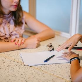 Fungování poradny pro studenty se specifickými vzdělávacími potřebami za měsíc červen